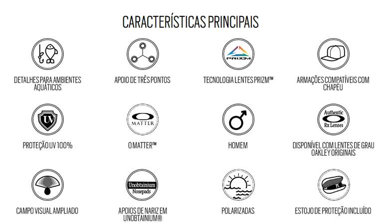 Principais caracteristicas